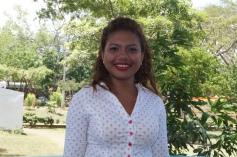 Anabelsy Cruz. Estudiante del tercer año de Comunicación para el Desarrollo en la UNAN-Managua. Amante a la producción televisiva y reportajes. Me gusta leer novelas románticas. Perseverante con mis metas, todo con la ayuda de Dios.Bailarina de corazón.Me fascina la música romántica. Y orgullosamente nicaragüense.